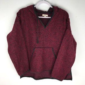 Madewell Sweater Poncho